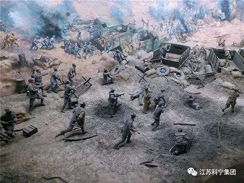 """江苏科宁集团举办""""追寻红色记忆 感悟革命精神""""大别山之旅团建"""