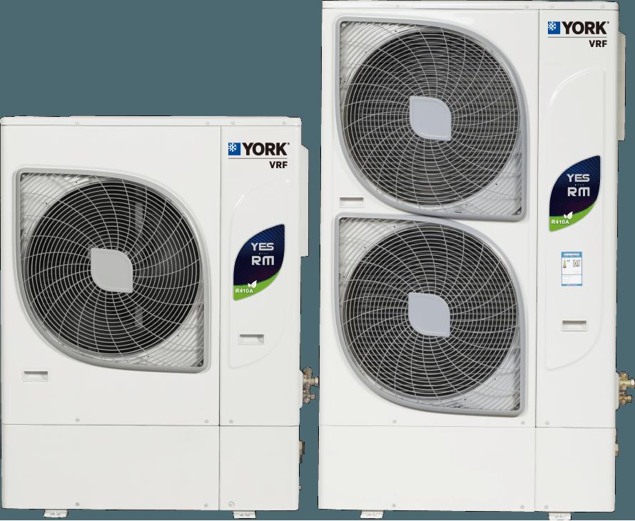 约克地暖中央空调YES-RM系列(整体式)